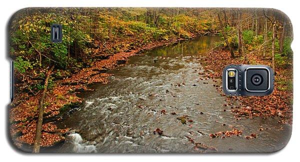 Peaceful Fall Galaxy S5 Case