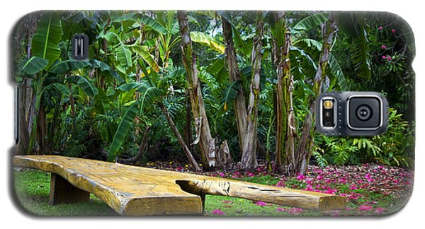 Peaceful Garden Galaxy S5 Case