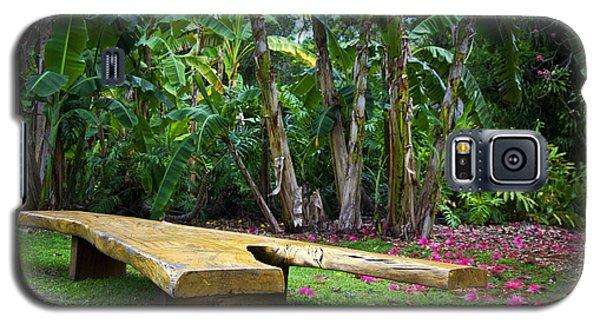 Peaceful Garden Galaxy S5 Case