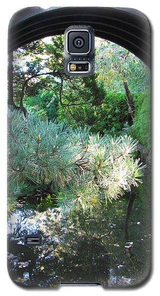 Peaceful Lagoon Galaxy S5 Case
