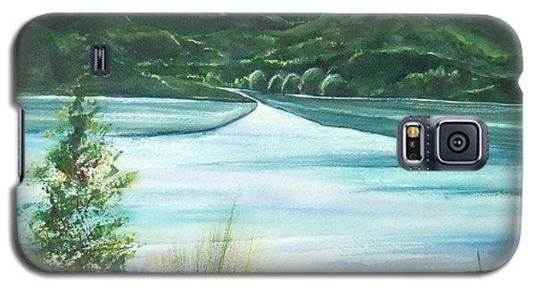 Peaceful Lake Galaxy S5 Case