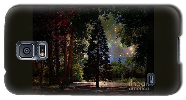 Magical Night At The River Galaxy S5 Case