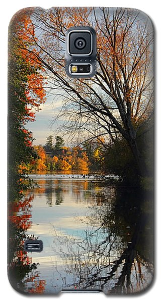 Peaceful October Afternoon Galaxy S5 Case