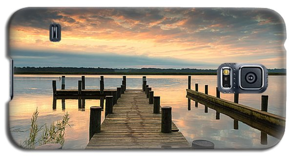 Peaceful Patuxent Galaxy S5 Case