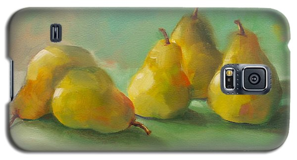 Peaceful Pears Galaxy S5 Case by Michelle Abrams