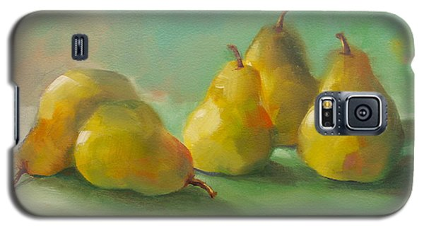 Peaceful Pears Galaxy S5 Case