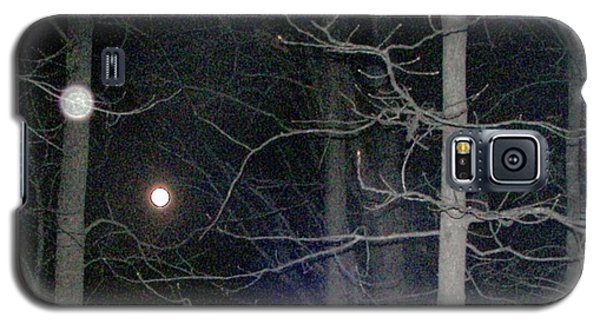Galaxy S5 Case featuring the photograph Peaceful Spirits Passing by Pamela Hyde Wilson