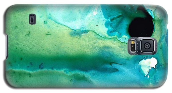 Cold Galaxy S5 Case - Peaceful Understanding by Sharon Cummings