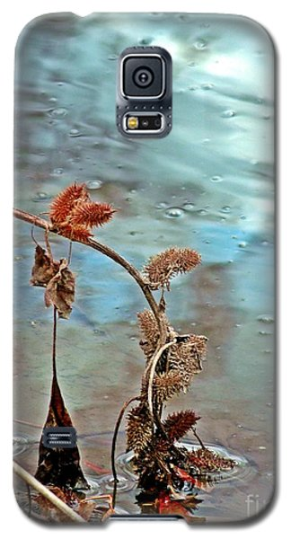 Galaxy S5 Case featuring the photograph Peaceful Waters by Christian Mattison