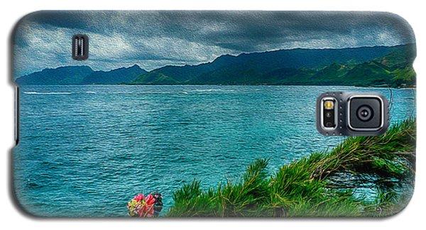 Peacefull Harbor Galaxy S5 Case