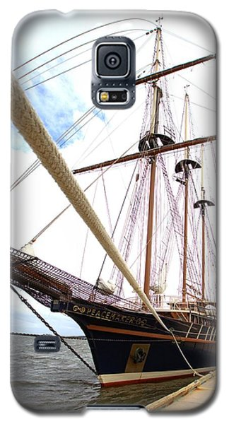 Galaxy S5 Case featuring the photograph Peacemaker by Gordon Elwell