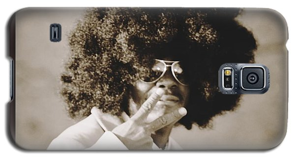 Galaxy S5 Case featuring the photograph Peaceman by Alice Gipson