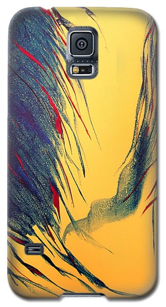 Peacock Galaxy S5 Case by David Hatton