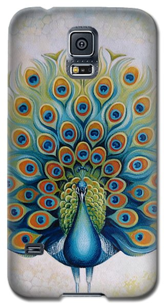 Peacock Galaxy S5 Case by Elena Oleniuc