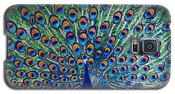 Peacock By Jasna Gopic Galaxy S5 Case