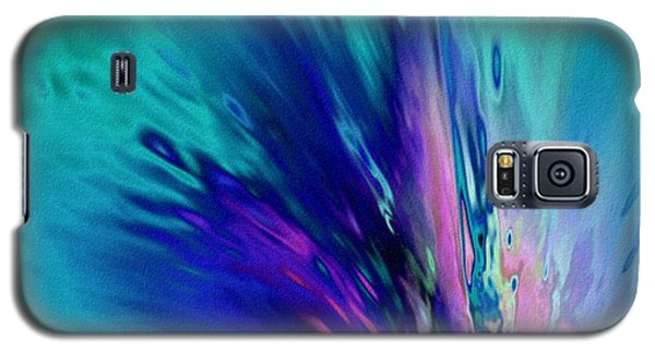 Peacock Paradise Galaxy S5 Case