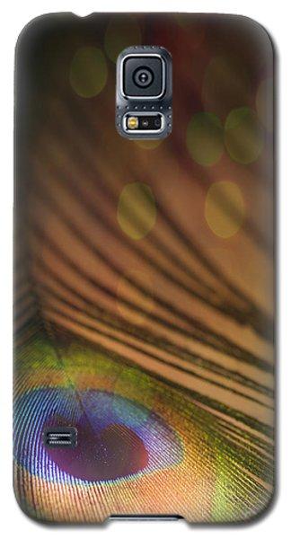 Peacock Party Galaxy S5 Case