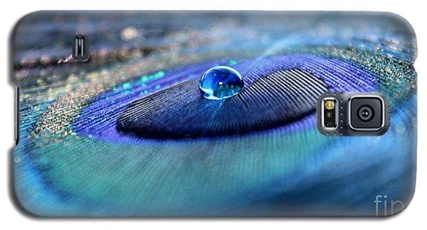 Peacock Potion Galaxy S5 Case