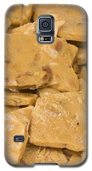 Peanut Brittle Closeup Galaxy S5 Case