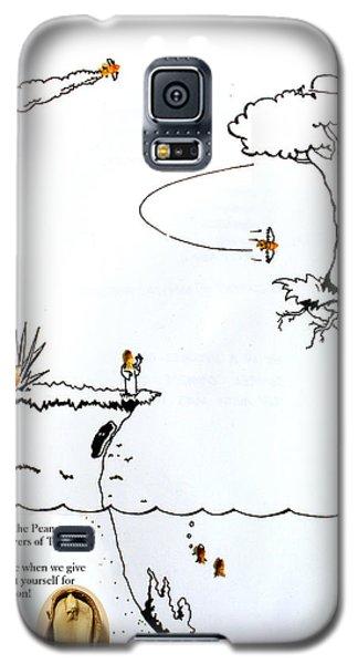 Peanut Playground Galaxy S5 Case