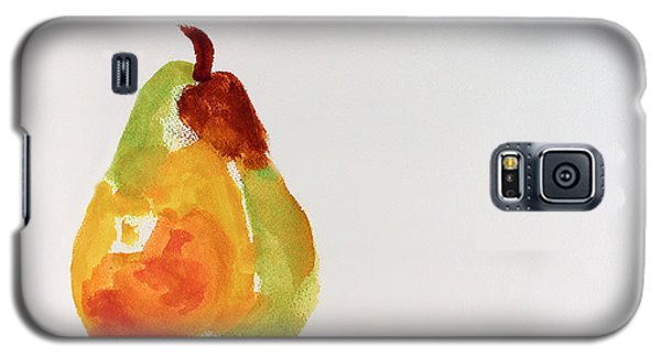 Pear In Autumn Galaxy S5 Case by Frank Bright