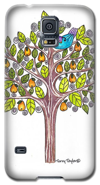 Pear Tree Galaxy S5 Case by Terry Taylor