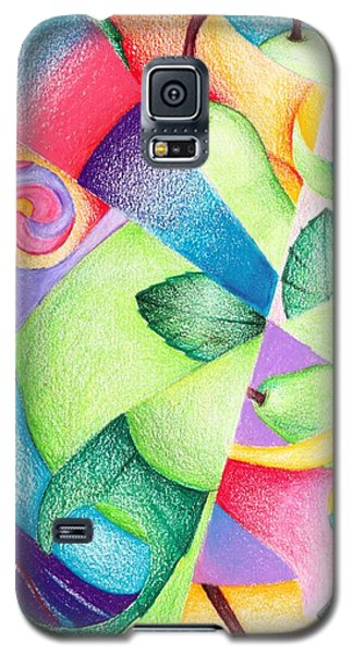 Pearish The Thought Galaxy S5 Case