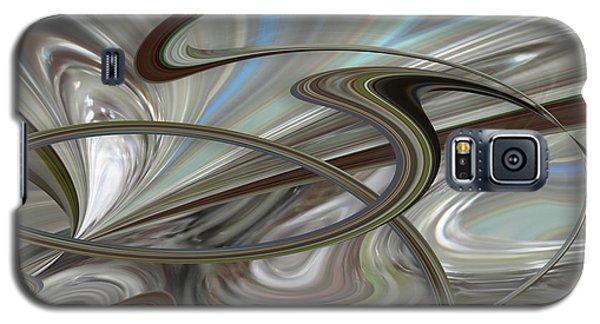 Pearl Swirl Galaxy S5 Case