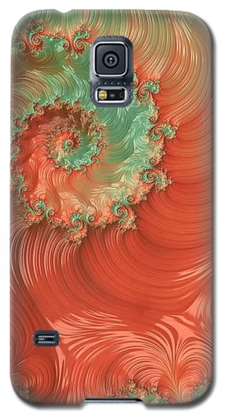 Pearls Of The Southwest Galaxy S5 Case