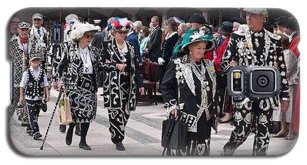Pearly Kings And Queens Parade. Galaxy S5 Case