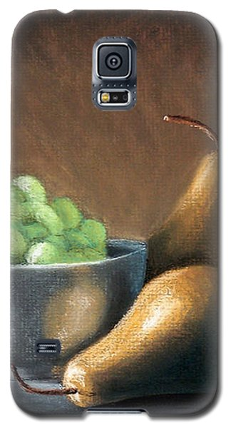 Pears And Grapes Galaxy S5 Case