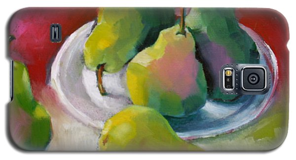 Pears Galaxy S5 Case by Michelle Abrams
