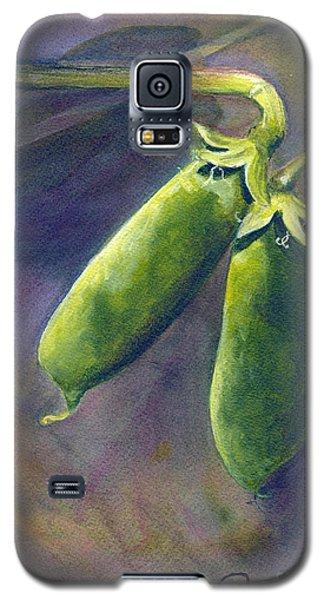Peas On The Vine Galaxy S5 Case