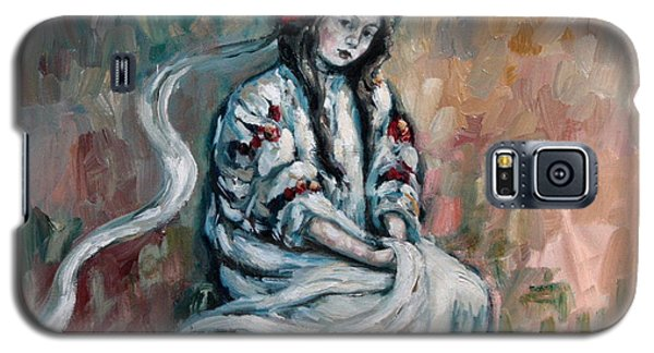 Peasant Of Peace Galaxy S5 Case