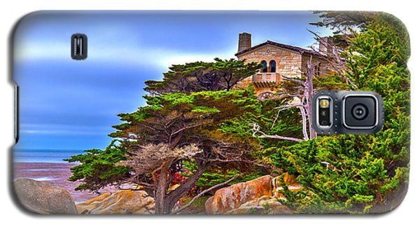 Pebble Beach Ca Galaxy S5 Case by Richard J Cassato