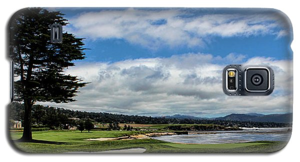 Pebble Beach - The 18th Hole Galaxy S5 Case