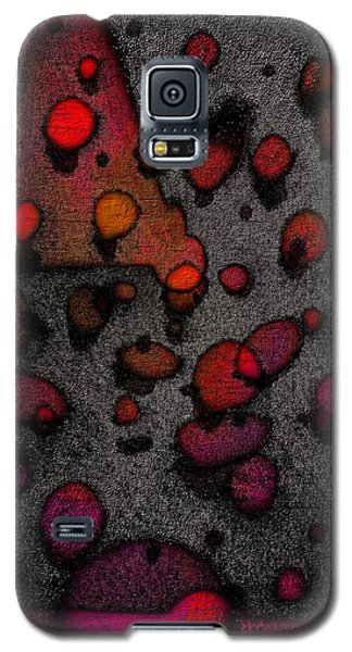 Pebbles On An Alien Beach Galaxy S5 Case