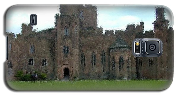 Peckforton Castle Galaxy S5 Case by Bruce Nutting