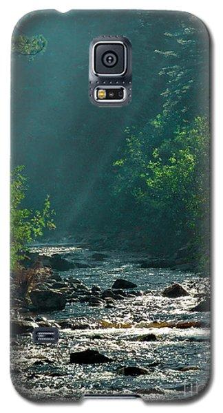 Pecos River Spring Galaxy S5 Case