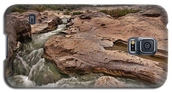 Pedernales Falls Galaxy S5 Case