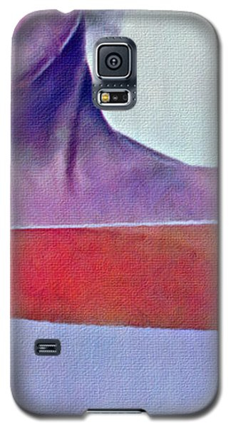 Peek A Boo Marilyn  Monroe Galaxy S5 Case