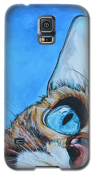 Peek A Boo Galaxy S5 Case