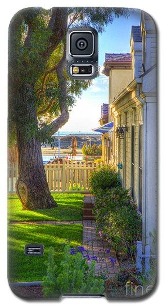 Peek-a-boo View Galaxy S5 Case