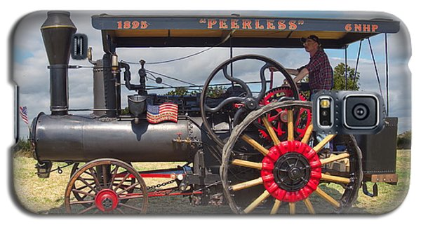 Peerless Steam Traction Engine Galaxy S5 Case