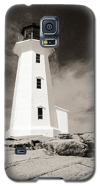 Peggy's Cove Lighthouse Galaxy S5 Case by Arkady Kunysz