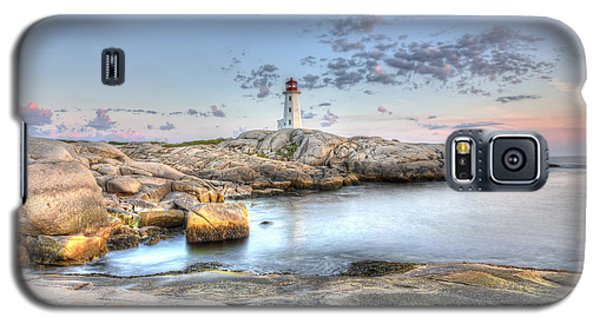 Peggy's Cove Lighthouse Galaxy S5 Case by Shawn Everhart