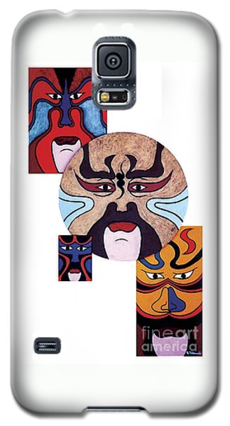 Pekingopera No.2 Galaxy S5 Case