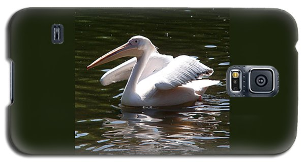Pelican And Friend Galaxy S5 Case