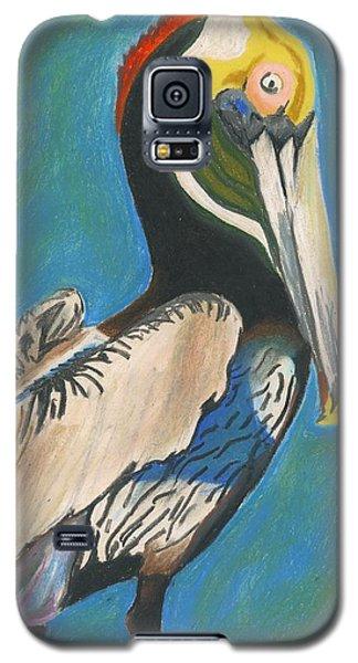Pelican Blue Galaxy S5 Case