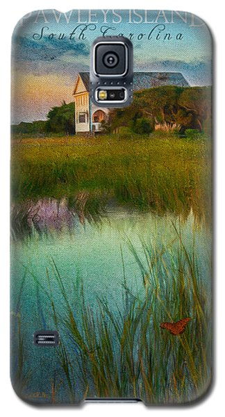 Pelican Inn- Poster Galaxy S5 Case